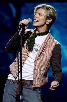 David Bowie Reality Tour