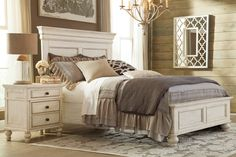 Check Out This Newly Renovated Master Bedroom From Fixer Upper On Hgtv Com For The Home
