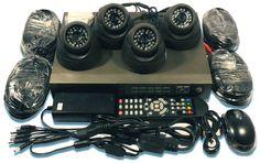 Remote Monitoring of CCTV systems DVR viewer software that enables remote camera monitoring over the Internet or on a local area network. http://www.dutchtechgroup.com