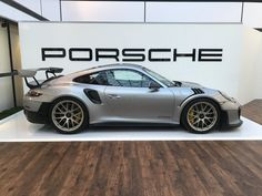 2018 911 GT2 RS