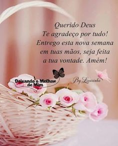 Discover amazing things and connect with passionate people. Daily Bible Inspiration, Portuguese Quotes, Happy Wishes, Good Afternoon, Faith In Love, Love And Light, Beautiful Words, Finding Yourself, Place Card Holders