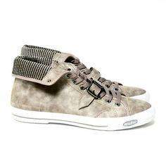 Perf Mid Men's Gray now featured on Fab.
