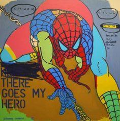 Johnny Romeo    Chuck Chunk Lump - 2010 Spiderman, Comic Books, Superhero, Comics, News, Fictional Characters, Spider Man, Cartoons, Cartoons