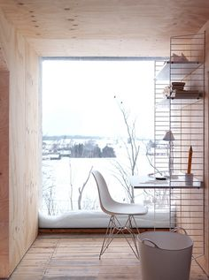 String Furniture from Scandinavia
