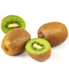 Buy exotic fruits onlne in #Delhi #NCR.Kiwi contains actinidain, an enzyme that helps in digestion of proteins. Also its fiber removes toxins from the intestinal tract, prevents constipation and other intestinal problems