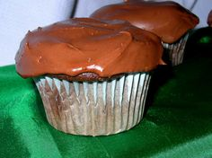 Moist Deep Chocolate Mayonnaise Cake Or Cupcakes) Recipe - Food.com: Food.com