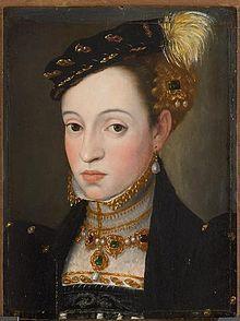 Magdalena van Oostenrijk (1532-1590) - Wikipedia