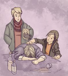 Haymitch And Effie - Viewing Gallery