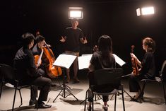 Samson Young Classical Period, The Sonic, String Quartet, Musicals, Acting, This Or That Questions, Concert, Recital, Concerts