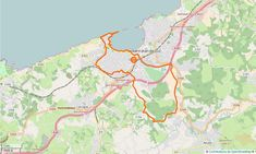 Ciboure Limite communale - Ciboure — Wikipédia Diagram, Map, Location Map, Maps