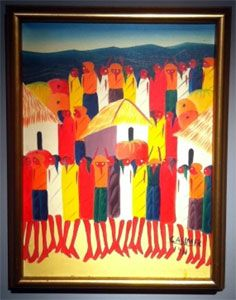 Indigo Arts Gallery | Haitian Art | Casimir Laurent