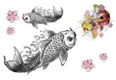 Boldly Koi - Skyn Demure Tattoos
