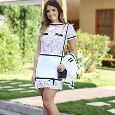 Look #chanel #saia #blusa #inlove #temnosite #luxototal #vemcorrendo #mabumastore WWW.MABUMASTORE.COM