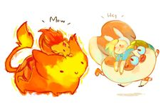 Fionna, Cake, Flame Prince and Fire Lion by professor torchy Fiona Adventure Time, Watch Adventure Time, Adventure Time Anime, Cartoon Tv, Cartoon Shows, Cartoon Drawings, Time Cartoon, Fire Lion, Flame Princess