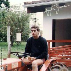 Senna the Farmer...lol