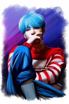 Read ♡SUGA♡ from the story ♡BTS Fanarts 🔞♡ by (💜Suga👑) with reads. Bts Suga, Min Yoongi Bts, Bts Bangtan Boy, Bad Boy, Min Yoonji, Kpop Drawings, Agust D, Bts Chibi, Bts Fans