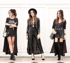 Tem post novo no blog com dicas de como usar cardigan longo, com looks de inspiração e onde encontrar! Confere lá: www.fashioncoolture.com.br (link na bio)