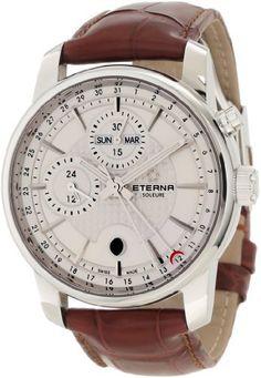 Eterna Men's 8340.41.17.1185 Soleure Moonface Multifunction Chrono Watch Eterna Watches, _rama_
