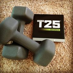 Focus T25 at home workout - Gamma Round