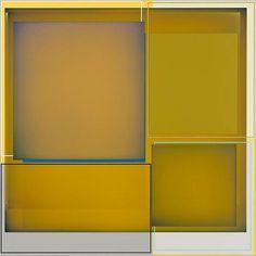 Patrick Wilson, Sunflower, 2011, Acrylic on canvas, 22 x 22 inches, 55.9 x 55.9 cm, A/Y#19901
