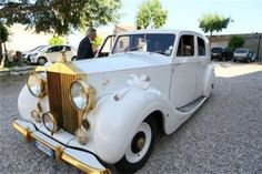 Vettura per cerimonie : The wedding car