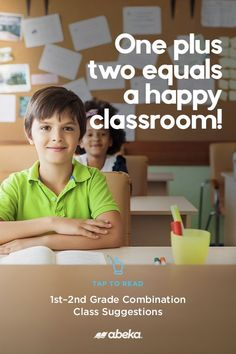 How do you teach a combined first and second grade classroom? Follow Abeka's simple outline to successfully teach an elementary combination classroom in 2021. Christian School, Second Grade, Equality, Outline, Classroom, Teaching, School Stuff, Happy, Simple