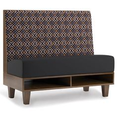 Shelby Williams - Booth has a great under seat storage compartment and tapered wood legs. See our complete line of booths banquettes wallbenches and specialty lounge seating. All may be customized to meet your specific design requirements call us at Booth Seating, Banquette Seating, Lounge Seating, Seat Storage, Bench With Storage, Lounges, Seat Cupra, Dining Sofa, Accent Chairs Under 100