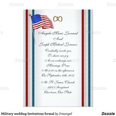 1000 Images About Military Wedding Invitations On Pinterest