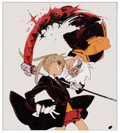 animé : Soul Eater / Maka Albarn et Soul Evans Anime Soul, Manga Anime, Fanarts Anime, Anime Art, Otaku, Super Manga, Character Art, Character Design, Soul And Maka
