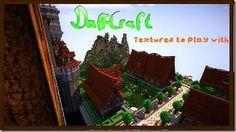 Minecraft 1.5.1 - DaffCraft Texture pack 64x