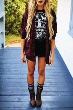 flannel shirt hipster style