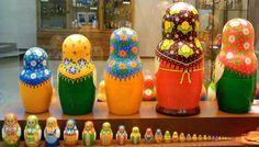 Matryoshka Museum in Sergiev Posad  #friendlylocalguides #goldenringtour #sergievposad