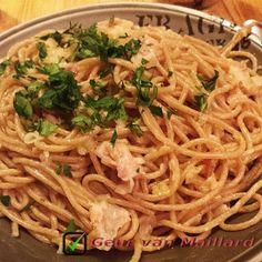 Spaghetti all'abruzzese #nopakjes