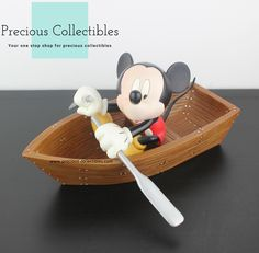 Mickey Mouse in a boat. For more information check out the extended gallery at our collectibles webshop. Favorite Cartoon Character, Looney Tunes, Cartoon Characters, Walt Disney, Mickey Mouse, Boat, Gallery, Check, Cartoon Caracters