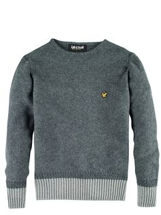 Lyle and Scott Guernsey Sweater