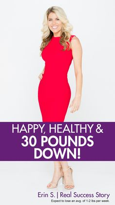 Join Erin and the millions who have lost weight safe and effectively with Nutrisystem Get off a customized plan including your favorite meals and snacks made healthier today! Weight Loss Plans, Best Weight Loss, Lose Weight, Lose 50 Pounds, Weight Loss Success Stories, Diet Meal Plans, Bodycon Dress, Healthy Recipes, How To Plan