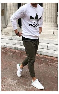 Mens Fall Outfits, Outfits Casual, Stylish Mens Outfits, Mode Outfits, Summer Outfits Men, Fashion Outfits, Fashion Clothes For Men, Man Clothes Style, Mens Sweater Outfits