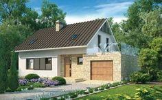 Resultado de imagem para fachadas de casas rusticas modernas