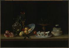 Workshop of: Juan van der Hamen y León, Spanish, 1596-1631 Still Life