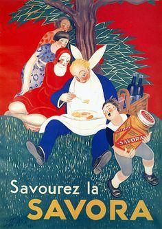 Vintage Food Posters Art Prints