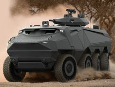Asian Defence News: Turkish company Andarkan new APC concept Army Vehicles, Armored Vehicles, Armoured Personnel Carrier, Bug Out Vehicle, Zombie Vehicle, Pt Cruiser, Military Weapons, Military Equipment, Modern Warfare