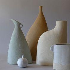 9 Courageous Clever Tips: Ceramic Vases Beginner ceramic vases beginner.Decorative Vases With Beads. Ceramic Clay, Ceramic Bowls, Pottery Vase, Ceramic Pottery, Thrown Pottery, Slab Pottery, Keramik Design, Clay Vase, Keramik Vase
