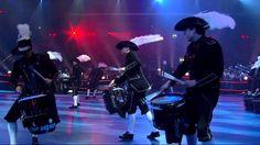 Drum-Show vom Top Secret Drum Corps - #srfkdo