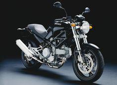 Ducati Monster 620 Dark (2005) - 2ri.de