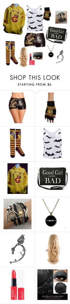 """""""Bad Gryffindor"""" by maurakcleary ❤ liked on Polyvore featuring Torrid and Bling Jewelry"""