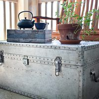 Like most antique lovers, you can largely overlook a piece's minor flaws to appreciate its obvious beauty. To some extent, imperfections are exactly what make antiques so endearing and desirable. But rust is another matter; rust is something you'll want to remove because it undercuts the beauty of a piece. So if you're facing rust on the metal or...