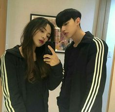Read 3 from the story Avt ulzzang couple ❤️ by (Linh) with 25 reads. Mode Ulzzang, Ulzzang Korean Girl, Ulzzang Couple, Korean Couple, Best Couple, Ulzzang Fashion, Korean Fashion, Kim Bo Bae, Parejas Goals Tumblr