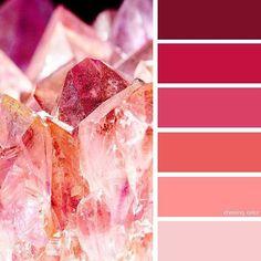 Image result for Red Crystal Color Palette