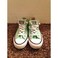 0653cce11c2a 28 Best Mint converse images
