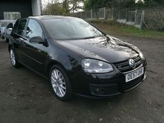 Volkswagen Golf GT MKV